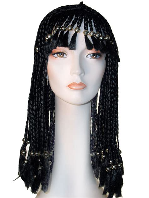 beaded wig beaded cleo by wigs the wig experts