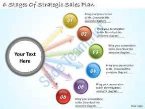 powerpoint strategic plan template 1113 business ppt diagram 6 stages of strategic sales plan