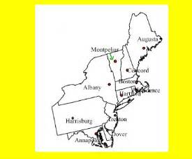 map of northeast united states with capitals welcome to memespp