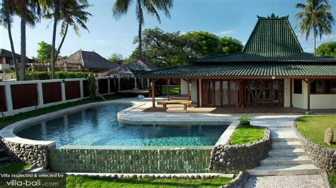 2 bedroom villa gili trawangan villa nautilus in gili islands bali 2 bedrooms best