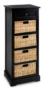 Cabinets With Baskets Cabinet With Wicker Baskets Hom Furniture