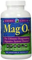 Does Mag07 Detox by How Much Does Aerobic Mag 07 Oxygen Cleanse 180