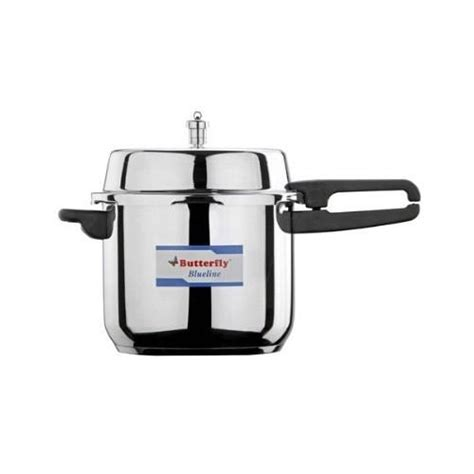Oven Butterfly 55 Liter butterfly 10 liter blue line stainless steel pressure