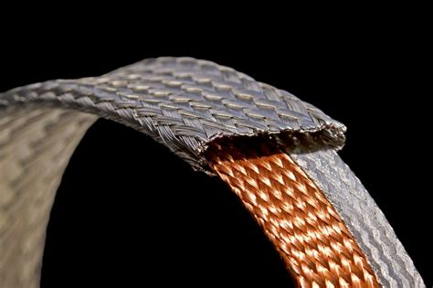Braid Copper braided wire