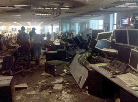 Credit Suisse Nyc Office by Space Heater Destroys Entire Floor Of Credit