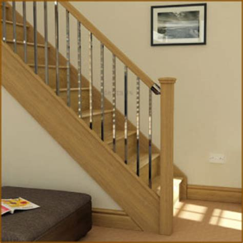 Stainless Steel Banister Rail Stair Spindles Staircase Balusters And Balustrades