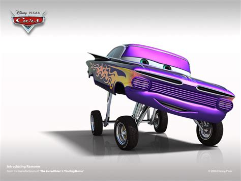 cars characters ramone disney cars the movie pixar animation studio ramone