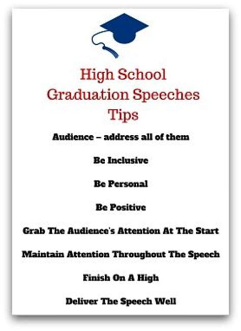 25 Best Ideas About Graduation Speech On Pinterest