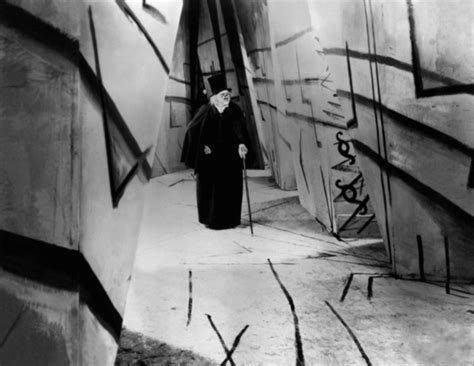 films architecture quot the cabinet of dr caligari