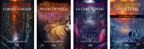 correr o morir leer libro completo la hermandad de los libros noche de cine maze runner correr o morir