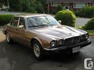 Jaguar For Sale Vancouver 1984 Jaguar Xj6 Surrey For Sale In Vancouver