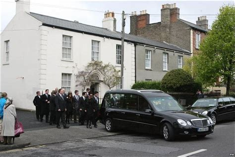 news in pictures gerry funeral