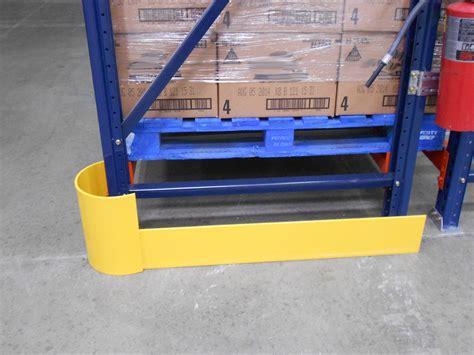 End Of Aisle Rack Protectors end of aisle protectors warehouse rack shelf