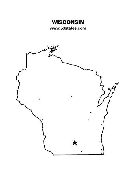 Uw Finder Wisconsin Map