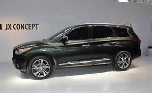 Infiniti Crossovers Car And Driver