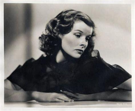 katharine hepburn hairstyles katharine hepburn 1930s vintage hollywood pinterest
