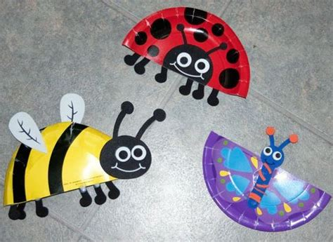 Arts And Crafts With Paper Plates - arts and crafts with paper plates find craft ideas
