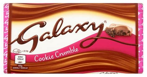 top 5 chocolate bars uk food recall certain galaxy chocolate bars possibly