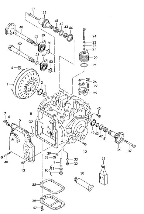 vw bug transmission parts diagram vw wiring diagrams and