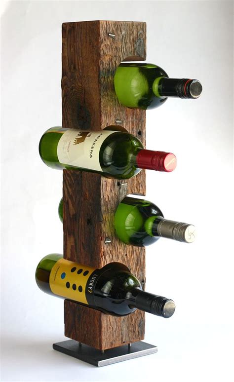 Handmade Wooden Wine Racks - 25 best ideas about wood on branches design