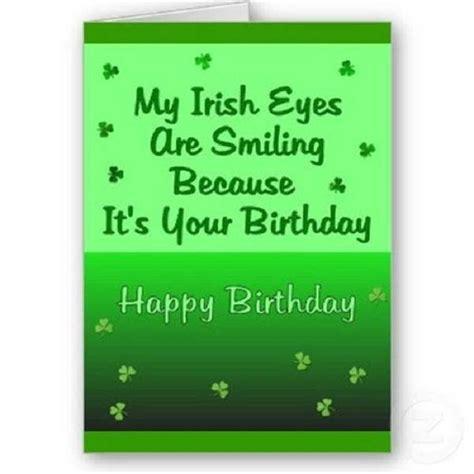 Irish Birthday Meme - 25 best ideas about irish birthday wishes on pinterest