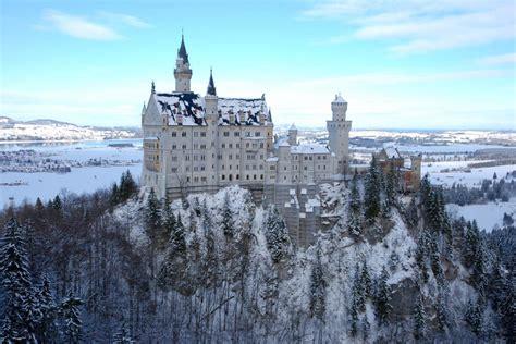 imagenes de invierno en alemania lo mejor de munich y alpes austriacos para visitar