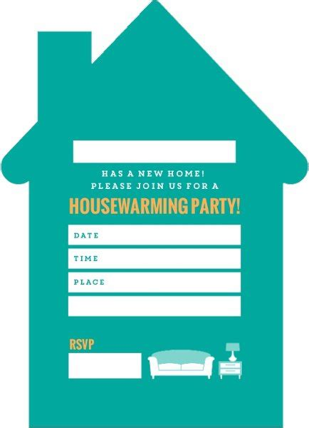 housewarming invites free template housewarming invitation blank templates