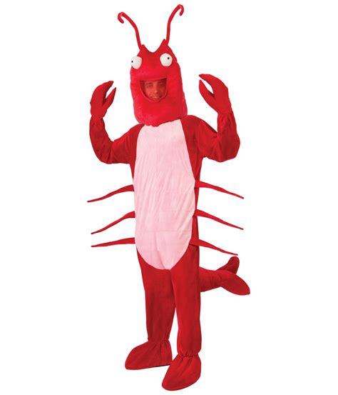 lobster costume lobster mascot costume food costumes