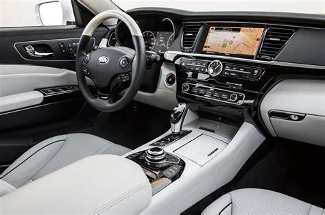 K900 Kia Interior 2015 Kia K900 Interior Photo 7