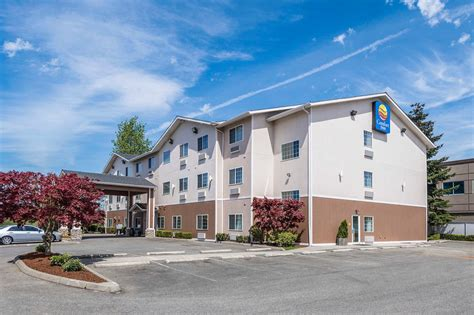 comfort inn in seattle comfort inn auburn seattle in auburn wa 480 386 9