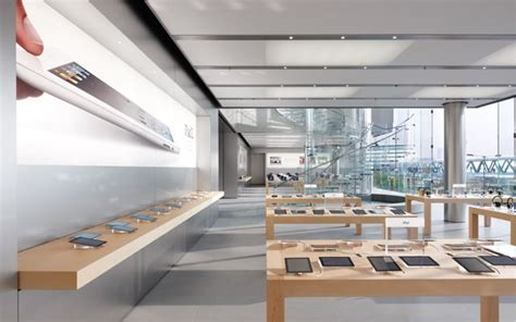 apple retail store ifc mall apple store design retail
