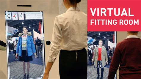 The Technology To Hit The Fitting Rooms Interactive Mirrors by How And Augmented Reality Will Change The Way We