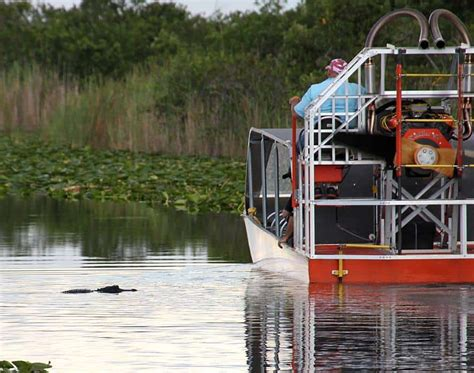 fan boat ride florida best airboat rides in the florida everglades