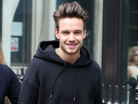 Liam Payne liam payne says the name was cheryl s choice liam