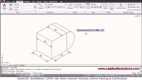tutorial autocad isometric drawing autocad isometric dimensioning tutorial autocad 2010