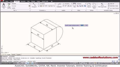 autocad 2007 dimensioning tutorial autocad isometric dimensioning tutorial autocad 2010