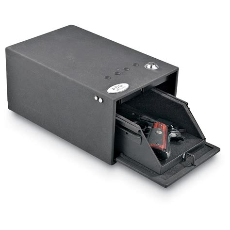 rapid response electronic drawer safe 121210 gun safes