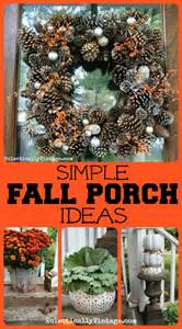 Pumpkin Topiary Ideas - fall porch decorating ideas