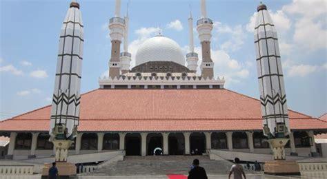 celebrity fitness kota semarang jawa tengah payung otomatis masjid agung jateng seperti di masjid