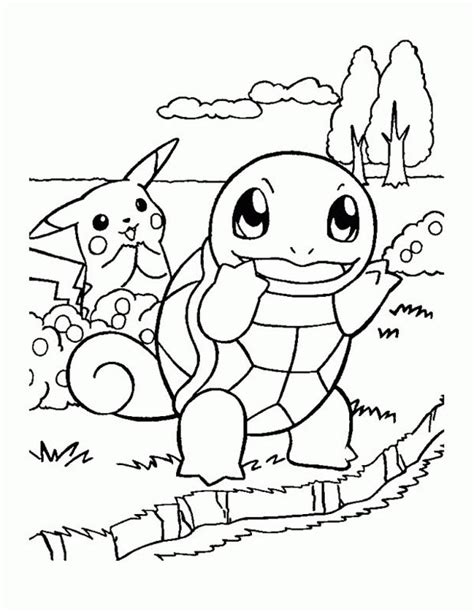 pokemon pikachu coloring pages online free pokemon pikachu coloring pages for kids pokemon