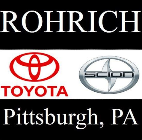 Rohrich Toyota 2020 W Liberty Ave Pittsburgh Pa 15226 by Rohrich Toyota 28 Photos 49 Reviews Car Dealers