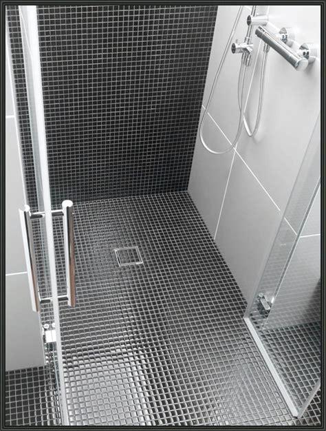 begehbare duschen abdichtung begehbare dusche zuhause dekoration ideen