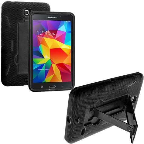 Tablet Mito 8 Inch hybrid rugged stand cover for samsung galaxy tab 4 8 0 8 inch ebay