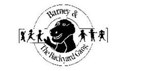 Barney And The Backyard Logo by Barney The Backyard Trademark Of Dlm Inc Serial