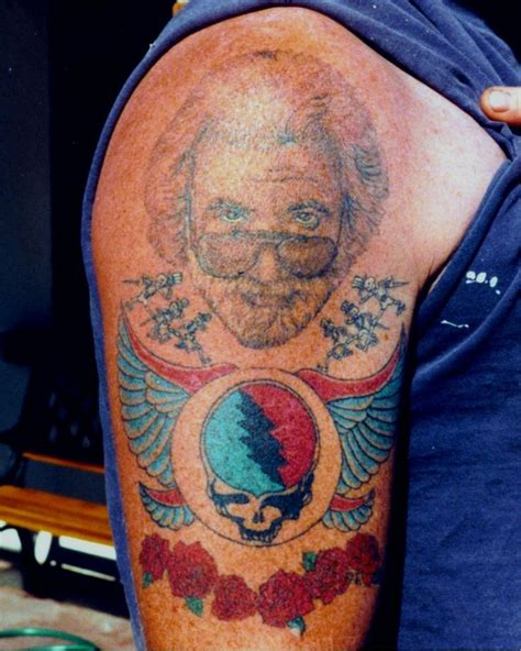 grateful tattoo grateful dead tatoo