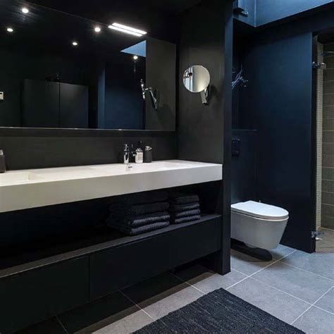 top   black bathroom ideas dark interior designs