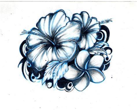 hawaiian flower tattoo designs tropical flower designs designs tattoos