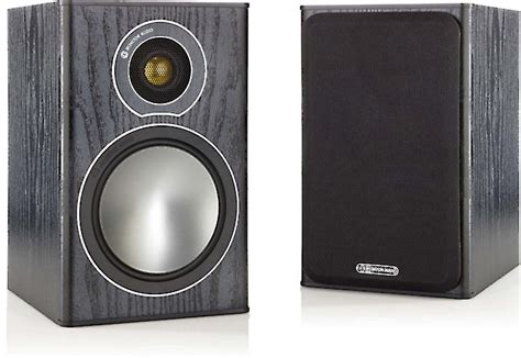 monitor audio bookshelf speakers at crutchfield