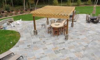 small concrete patio design ideas images