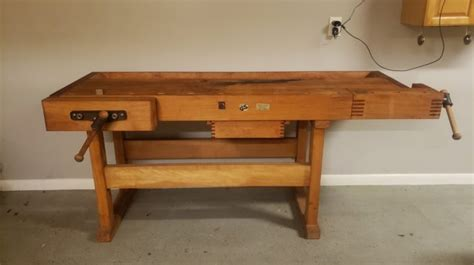 selling  diefenbach bench finewoodworking
